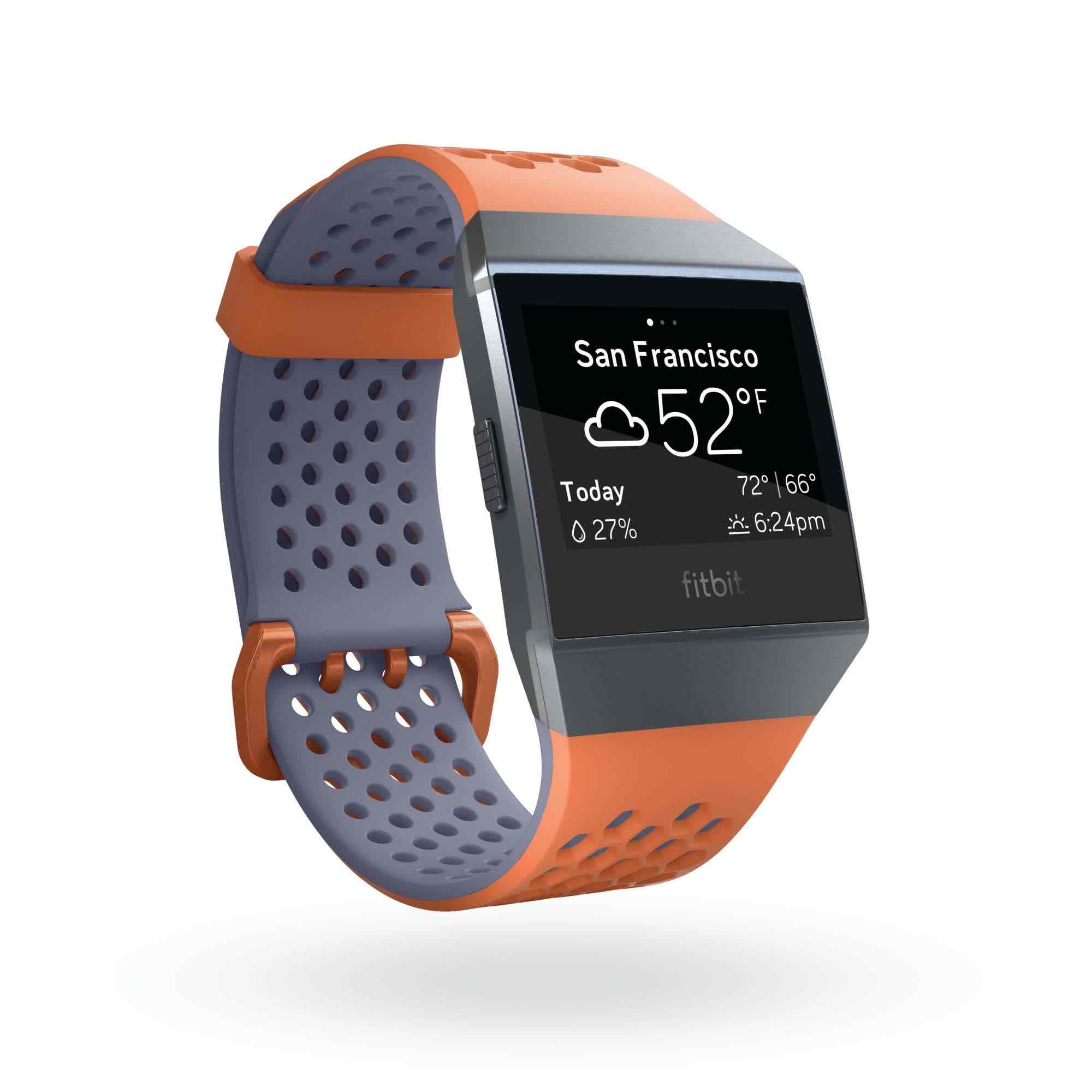 Wearable Steps Distance Activity Burned Calories Sleep Analysis Pulse (HR) Floors Climbed Swim Fitbit Ionic