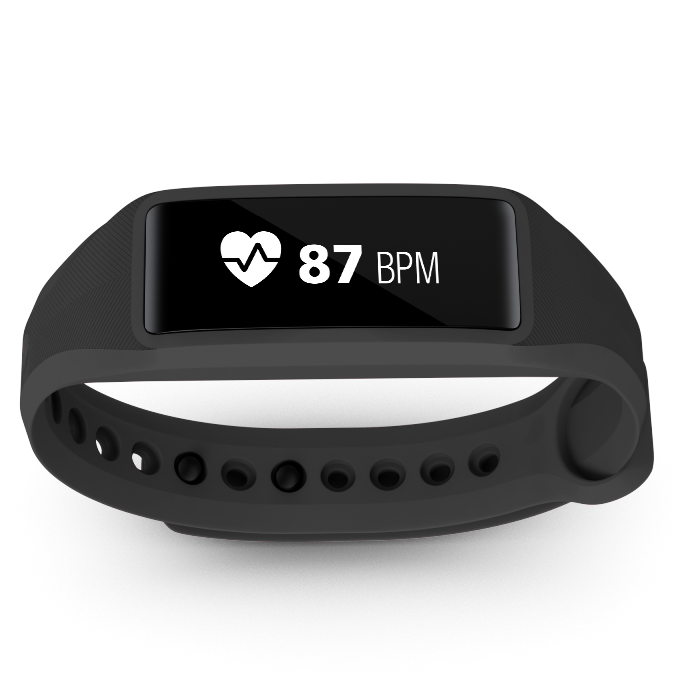 Wearable Steps Distance Activity Burned Calories Sleep Analysis Pulse (HR) Striiv Fusion Bio 2 Plus