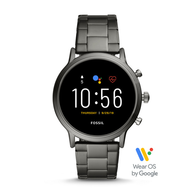 Wearable Steps Activity Burned Calories Pulse (HR) Fossil Gen 5 Smartwatch